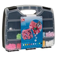 Set capse plastic Color Snaps, Prym, cod 393900