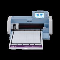Masina Scan N Cut Brother SDX1200, taie si scaneaza material textil, hartie, carton si altele