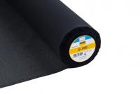 Insertie (intaritura) termoadeziva, 90g pentru materiale usoare spre medii, negru Vlieseline G700