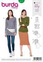 Tipar bluze femei 6171