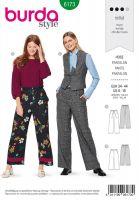 Tipar pantaloni femei 6173