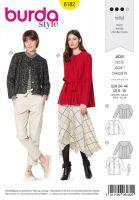 Tipar jachete femei 6182