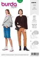 Tipar jachete femei 6185