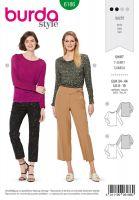 Tipar bluze femei 6186
