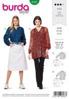 Tipar bluze femei 6187