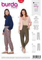 Tipar pantaloni femei 6188