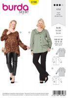 Tipar camasi femei 6198