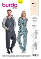Tipar pijama 6397