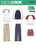 Tipar pijama barbati  NN6404
