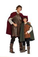 Robin Hood, imbracaminte argat 7333