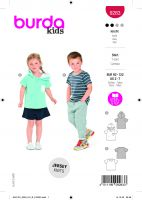 Tipar bluze copii 9283