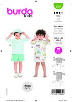 Tipar bluze copii 9284