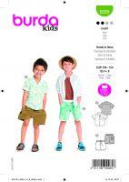 Tipar camasa si pantaloni baieti 9285