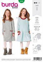 Tipar rochii fetite 9286