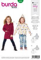 Tipar jachete copii 9289