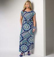 Tipar rochie B6210