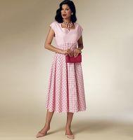Tipar rochie B6212