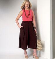 Tipar fusta-pantalon B6223