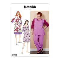 Tipar pijama BT 6532