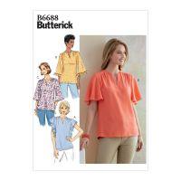 Tipar Buttterick B 6688