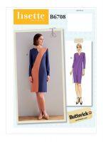 Tipar rochie B6708