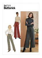 Tipar pantaloni B6715