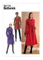 Tipar palton, jacheta B6720