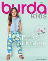 Catalog Burda Kids Primavara/Vara 2018