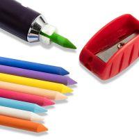 Set creion croitorie, de marcat, cu 16 rezerve de crete, 9 culori, Prym, 610846