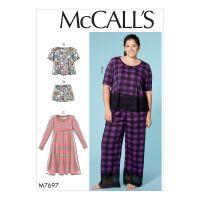 Tipar pijama M 7697