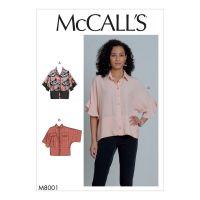 Tipar McCalls M 8001