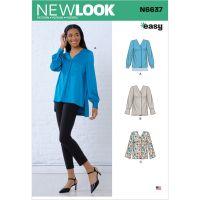 Tipar Bluze NN 6637