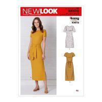 Tipar rochie NN 6650