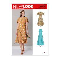 Tipar rochie NN 6652