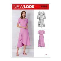 Tipar rochie NN 6655