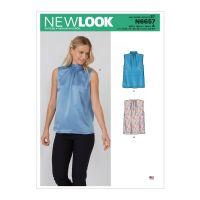 Tipar bluza NN 6657