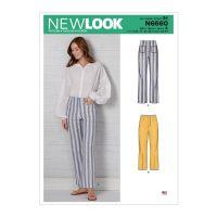 Tipar pantaloni NN 6660