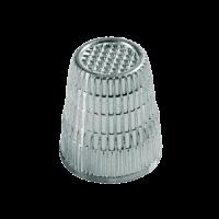 Degetar metalic cu bordura antiderapanta, 16 mm, Prym