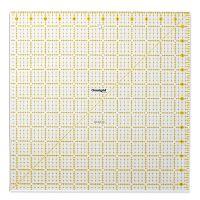 Rigla croitorie, patchwork, grafica, 12,5x12,5 inch, PRYM 611647