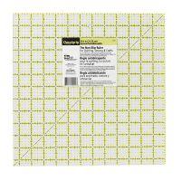 Rigla antiderapanta pentru croitorie, patchwork, design grafic, 12,5x12,5 inch, PRYM 610216
