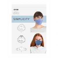 Tipar Masca Simplicity 9188