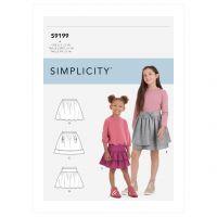 Tipar Fuste Simplicity 9199