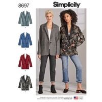 Tipar Simplicity S8697