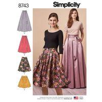 Tipar Simplicity S8743
