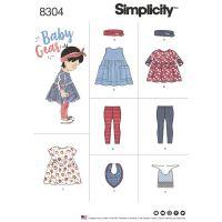Tipar combinatii fetite S 8304