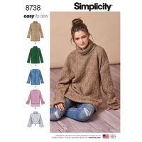 Tipar Simplicity S8738.A
