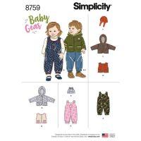 Tipar Simplicity S8759.A
