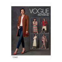 Tipar Vogue V 1643