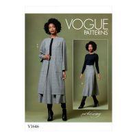 Tipar Vogue V 1646