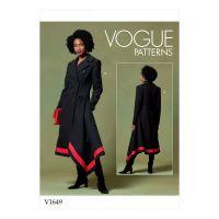Tipar Vogue V 1649